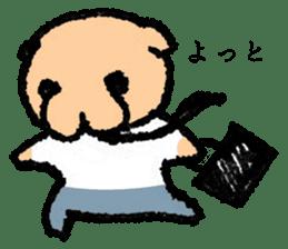 Salary - inu(Dog) sticker #2058446