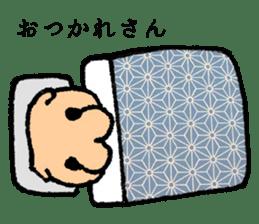 Salary - inu(Dog) sticker #2058449