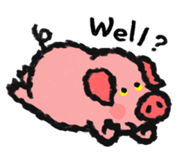 Hello from a picture book! sticker #2059498