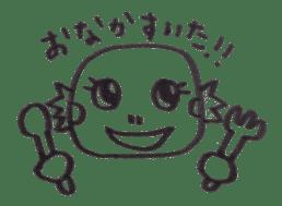 Cute Pogona vitticeps sticker #2059697