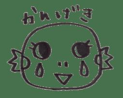 Cute Pogona vitticeps sticker #2059715