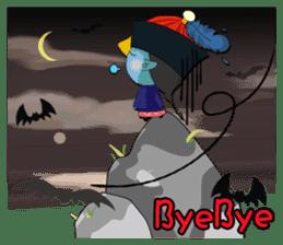 Weird Story Night sticker #2060368