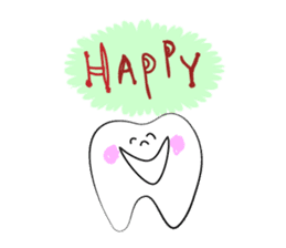 Happy Smile every day sticker #2061019