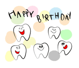 Happy Smile every day sticker #2061029