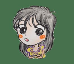 daily life   girl-vol.1 sticker #2061334