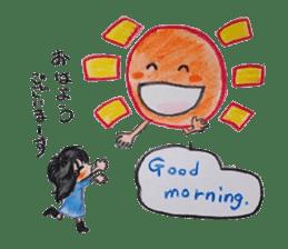 daily life   girl-vol.1 sticker #2061337