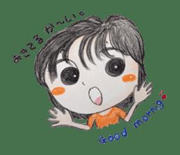 daily life   girl-vol.1 sticker #2061338