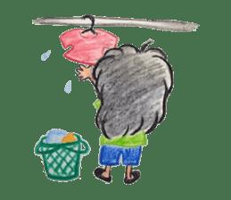 daily life   girl-vol.1 sticker #2061339