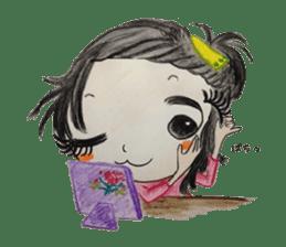 daily life   girl-vol.1 sticker #2061340