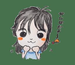 daily life   girl-vol.1 sticker #2061354