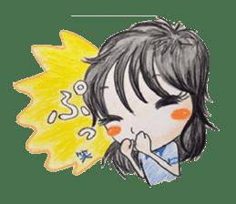 daily life   girl-vol.1 sticker #2061355
