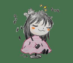 daily life   girl-vol.1 sticker #2061357