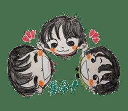daily life   girl-vol.1 sticker #2061360