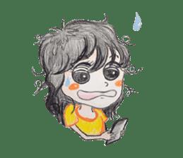 daily life   girl-vol.1 sticker #2061361