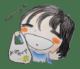 daily life   girl-vol.1 sticker #2061367