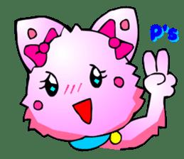 Kawaii Cat Pikaneko (Talk & Event) sticker #2062773