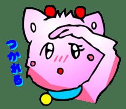 Kawaii Cat Pikaneko (Talk & Event) sticker #2062781