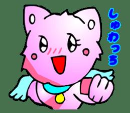 Kawaii Cat Pikaneko (Talk & Event) sticker #2062795