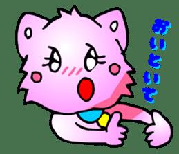 Kawaii Cat Pikaneko (Talk & Event) sticker #2062796