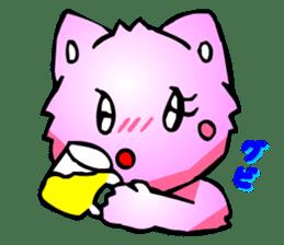 Kawaii Cat Pikaneko (Talk & Event) sticker #2062798