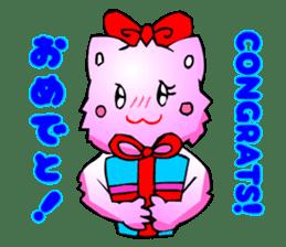 Kawaii Cat Pikaneko (Talk & Event) sticker #2062802