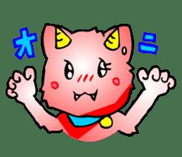 Kawaii Cat Pikaneko (Talk & Event) sticker #2062812