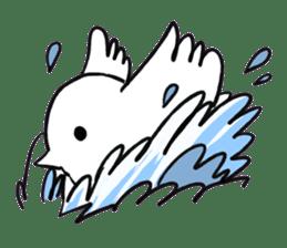 Lovely Bird sticker #2062937