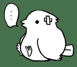 Lovely Bird sticker #2062942