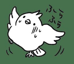 Lovely Bird sticker #2062951