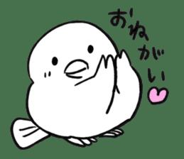 Lovely Bird sticker #2062953