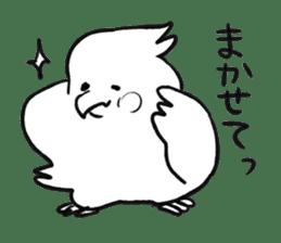 Lovely Bird sticker #2062966