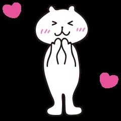 Kyushu Cats Hakata Dialect Stickers