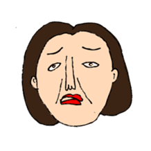 The Lady's Emotions. sticker #2063781
