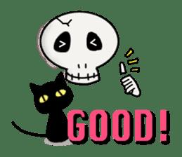 Skeleton Life sticker #2065814