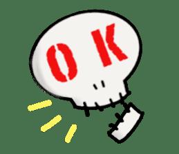 Skeleton Life sticker #2065815