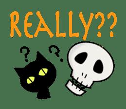Skeleton Life sticker #2065829