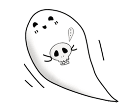 Skeleton Life sticker #2065841