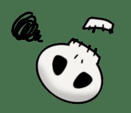 Skeleton Life sticker #2065842