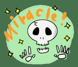 Skeleton Life sticker #2065846