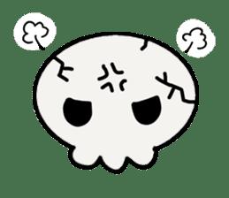 Skeleton Life sticker #2065847