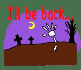 Skeleton Life sticker #2065849