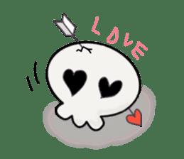 Skeleton Life sticker #2065851