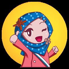 Najwa - Cute Hijaber