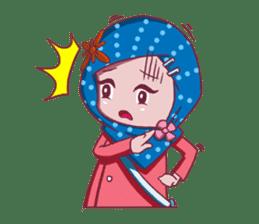 Najwa - Cute Hijaber sticker #2065990