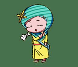 Najwa - Cute Hijaber sticker #2065996