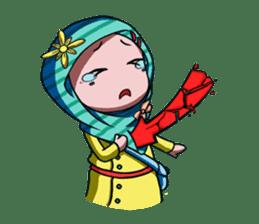 Najwa - Cute Hijaber sticker #2065997