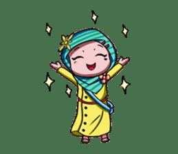 Najwa - Cute Hijaber sticker #2066001