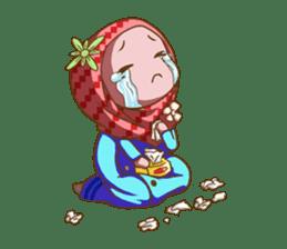 Najwa - Cute Hijaber sticker #2066006