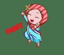 Najwa - Cute Hijaber sticker #2066008