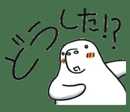 Fufufu no Dugong chan sticker #2066193